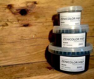 Zenicolor Pro Melt & Pour Colouring System - BLACK
