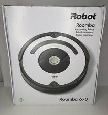 iRobot Roomba 670: Wi-Fi Connected Robot Vacuum NEW FREE SHIPPING
