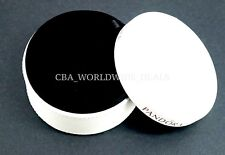 New Authentic Pandora Round White Leather Bracelet & Charm Storage Box