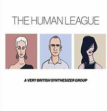 Anthology - a Very British Synthesizer Group The Human League 0602557025811