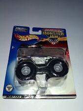 2002 Hot Wheels Monster Jam #38 Maximum Destruction Metal Chrome Silver