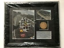 Limited Official NASCAR Plaque