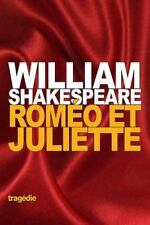 Roméo et Juliette by William Shakespeare (2016, Paperback)