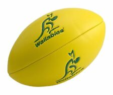 Wallabies Official Softee Size 4 Rugby Ball by Gilbert