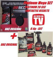 Platinum 20 sec Kratzerentfernung Auto u Platinum Fantastic Results SET