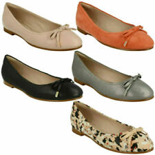 Clarks Floral Flats for Women