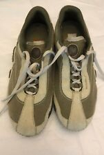Women's Merrell Brown Relay Fly DK Taupe Performance Lace Shoe Sz 7