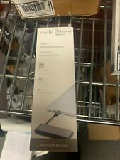 NEW Moshi USB-C Multimedia Adapter Hub with HDMI  SDXC Card Reader Titanium Gray