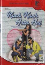 KUCH KUCH HOTA HAI - YRF BOLLYWOOD 2 DVD SET- Sharukh Khan, Kajol, Rani Mukerji.