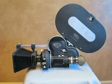 "ARRIFLEX 16MM MOVIE CAMERA, TOBIN CRYSTAL MOTOR, MAGS, MATTE BOX, ""NO LENS"""