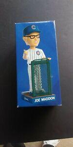 Chicago Cubs 2015 Joe Maddon Bobblehead