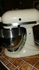 Kitchenaid mixer with K45 Bowl no attachments this is 10 speed model K45ss