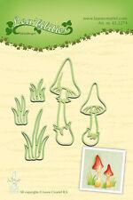 LEA 'i settori di taglio e goffratura DIE funghi 45.2274 Leane