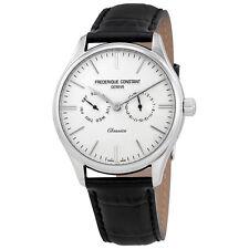 Frederique Constant Classics Quartz Silver Dial Day/Date Mens Watch FC-259ST5B6