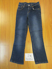 Used Levis 517 stretch flare jean tag 14 regular meas 26x28.5 zip10282