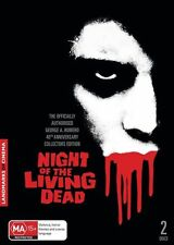 Night Of The Living Dead (DVD, 2009, 2-Disc Set)