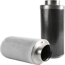 """PRIMA KLIMA ECO GROW ROOM EXTRACTOR FAN CARBON FILTER 6/""""//150MM BF360"""
