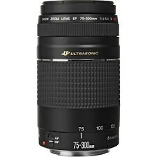 Canon EF 75-300mm F/4.0-5.6 III USM EF Lens, Original Canon Product with USM