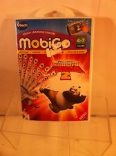 NEW--VTECH MOBIGO KUNG FU PANDA 2 TOUCH LEARNING SYSTEM---FREE SHIP---NEW