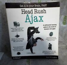 Head Rush Ajax by Brett McLaughlin (2006, Paperback) Mar 2006 1st Edition