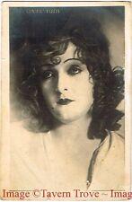 Rare 1920s (Lia) Lya De Putti Silent Movie Star Unique image