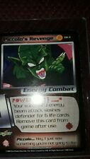 Piccolo's revenge # BK4  DRAGON BALL Z CCG - 2000