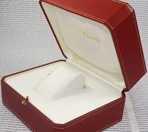 ORIGINAL CARTIER BOX für HERREN-UHREN REF. CO1018 - aus den 1990er Jahren