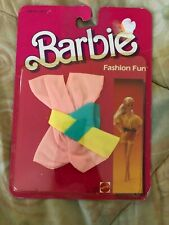 NEW Barbie Fashion Fun Outfit 2090 1985 New/Sealed summer