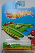 2016 Hot Wheels HW RESCUE 38/10 H2GO 184/250 (Green Version)