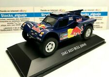 DIECAST RALLY DAKAR 1/43 SMG RED BULL 2014 CARLOS SAINZ T.GOTTSCHALK NO.303