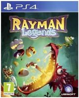 Rayman Legends PS4 BRAND NEW SEALED - 1st Class Delivery