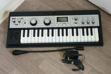 Korg MICROKORG XL synthesizer keyboard w/mic and universal adapter! micro