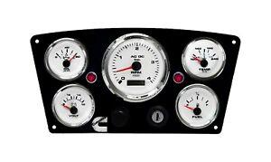 Cummins Engine Marine Instrument Panel