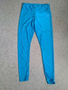 Women's Boohoo Light Blue Leggings Size 12 New Without Tags