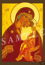 Mary and Child A2 laminated poster