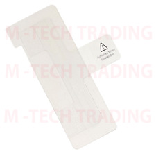 BRAND NEW 2 X GENUINE FOR IPHONE 5 BATTERY STICKER ADHESIVE STRIP PART