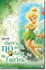 DISNEY TINKERBELL FAIRIES MYTH 22x34 NEW POSTER FAST FREE SHIPPING
