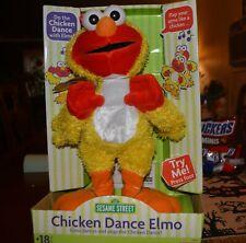New Fisher Price Sesame Street Chicken Dance Elmo Classic Edition Flap Arm 2001