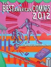 The Best American Comics 2012 Hardcover Book