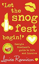 Let the Snog Fest Begin! by Louis Rennison (Paperback, 2007) New