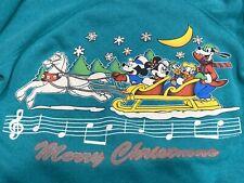 Mickey And Friends Christmas Sleigh Sweatshirt