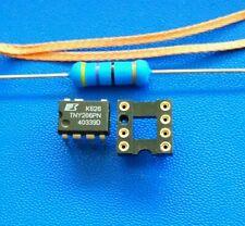 IC TNY266PN + Widerstand 47 Ohm + Sockel + Entlötlitze Bosch Siemens WM Tockner