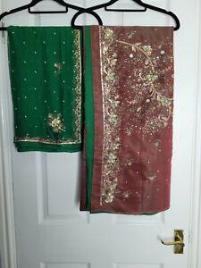 Unstitched Salwar Kameez Pakistani Fabric Suit 3 Piece