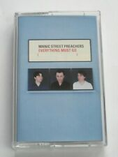 Manic Street Preachers - Everything Must Go - Cassette - Used Good