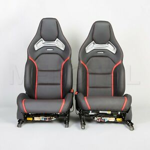 Mercedes-Benz Front AMG Seats LHD for A45; CLA45