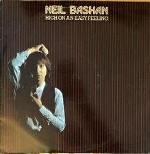 Neil Bashan 'High On An Easyfeeling' Vinyl records LP