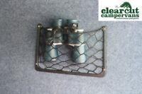 Campervan Storage Nets, VW T5 Campervan Storage,Motorhome, Caravan Magazine Nets