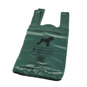Scot-Petshop Original 500 Large Dog Poo Scoop Bags Waste Bags