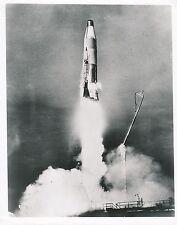 AVIATION c. 1960 - Décollage Lancement Fusée Atlas  - AV 50