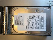 """NetApp 600GB 15k SAS 3,5"""" Festplatte von HGST - X412A-R5 für DS4243 Shelf"""